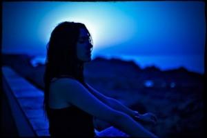 telihold meditáció