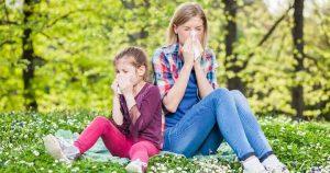 pollenallergia