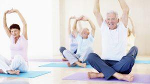 senior jóga tanfolyam